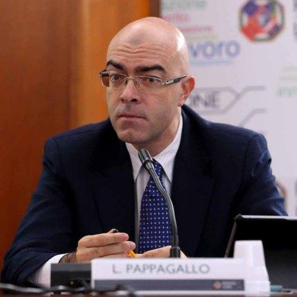 Lazzaro Pappagallo - Programma e coordinamento editoriale